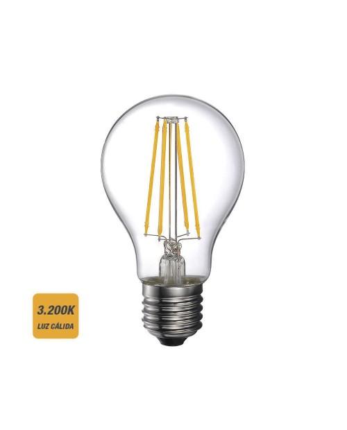 Bombilla LED Filamento 6W E27 3200K