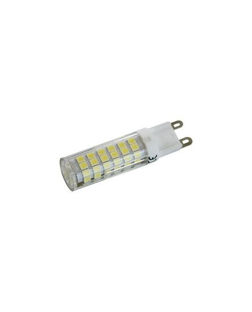 Bombilla LED G9 230V 6W 3200K Luz cálida