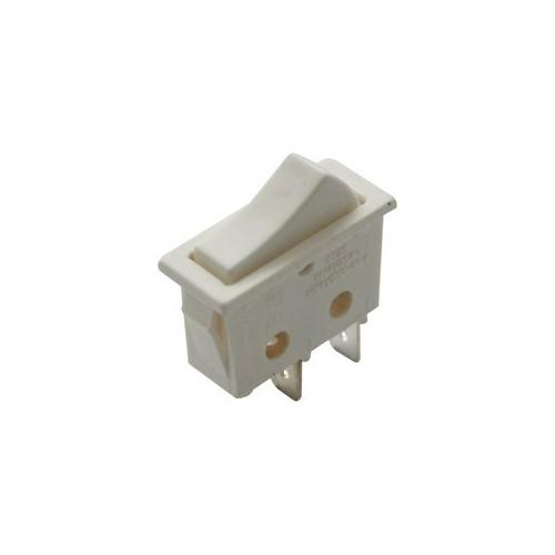 Interruptor blanco 16A/250V