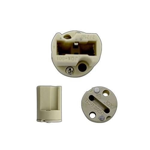 Portalámparas G9 Conexión Rápida Pinza Metal