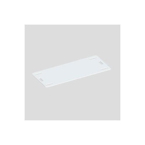 Placa de Señalización 18 x 40 Unex 10 und