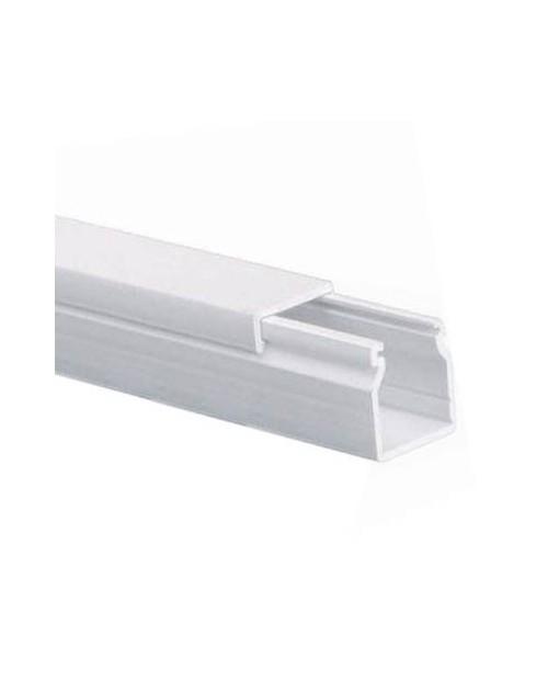 3M Canal PVC U23X  40x30mm Blanca S.78 Unex