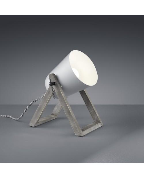 Lámpara de Mesa  Marc Gris.
