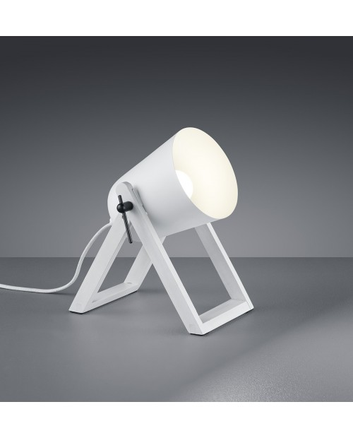 Lámpara de Mesa Marc Alfombra Blanca