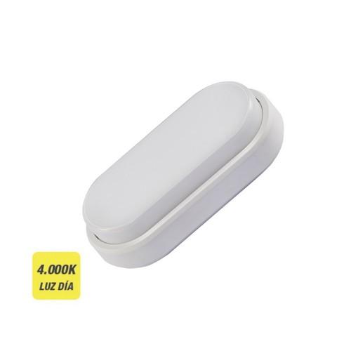 Aplique Superficie Exterior Led 18W 4000K Blanco