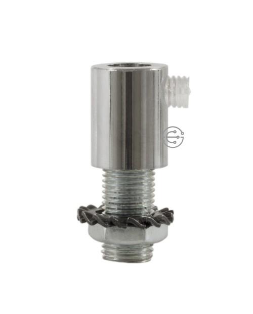 Prensacable Metal Cromo 1.7cm