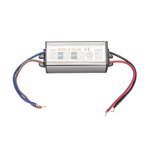 Driver no Dimable Proyector LED 10W