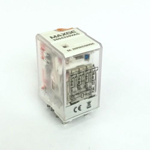 Relé Miniatura 24V AC