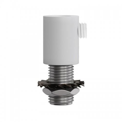 Prensacable Metal Blanco 1.7cm