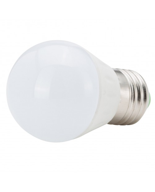 Bombilla LED 12V E27 3W Blanco Frio