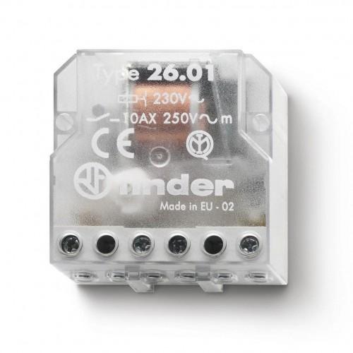 Telerruptor Electromecánico 10A