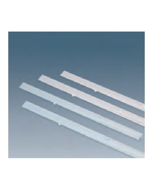 Etiquetero Azul Translúcido para Placas Simon 27