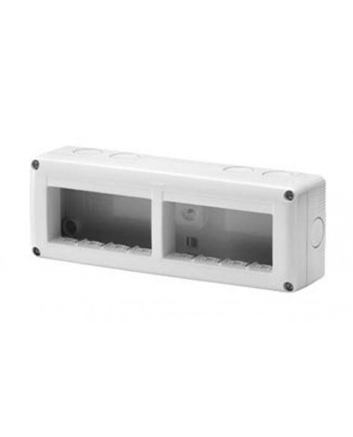 Caja Superficie 8 Módulos IP40
