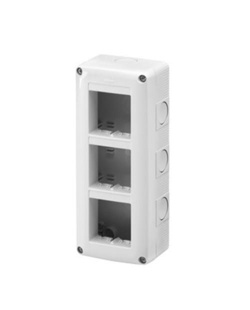 Caja Superficie 6 Modulos IP40